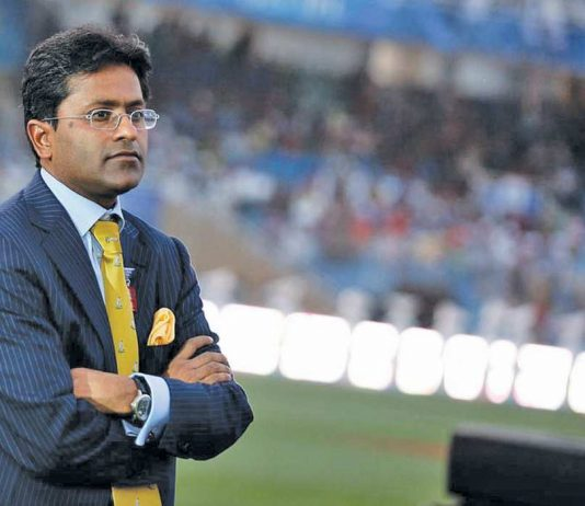 So far, Indian authorities have not been able to extradite Lalit Modi from London. Photo: Lalitmodi.in