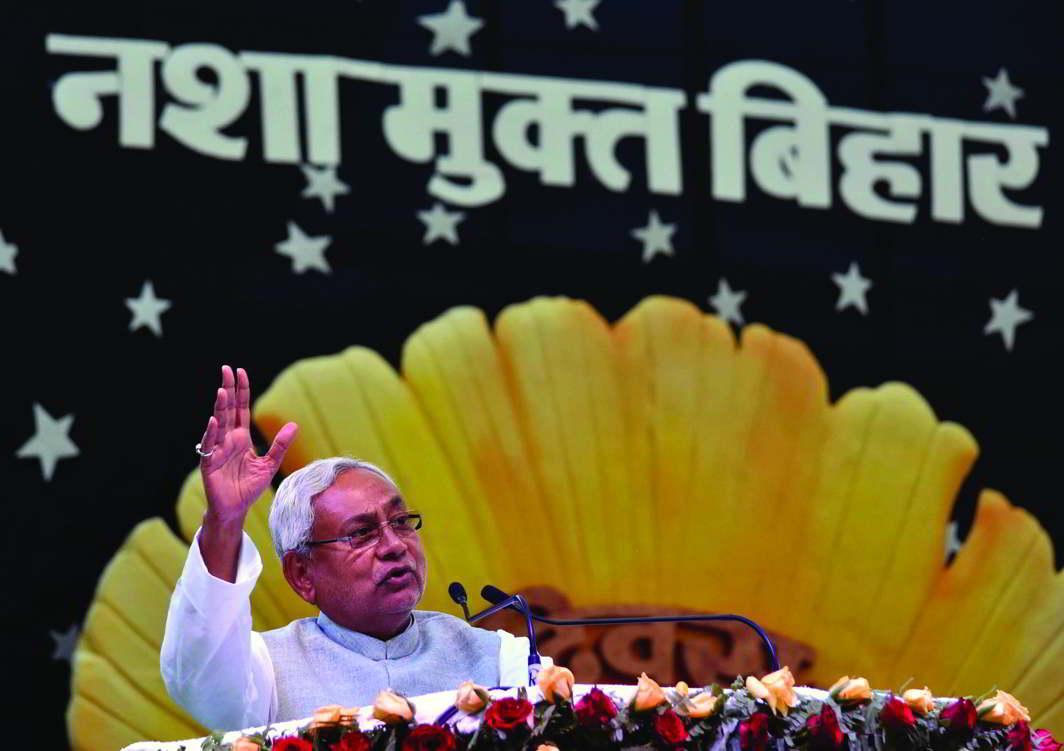 Prohibition: Blessing for Bihar