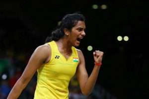 Shuttler PV Sindhu did India proud at the Rio Olympics by securing a silver medal. Photo: UNI