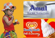 The courtroom drama between Amul and HUL is just one of the many that India's corporate world has seen. Photos: Baby girl (UNI)