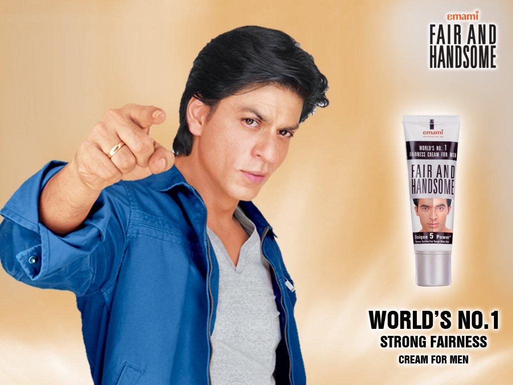 Fairness cream fails says plea; asks for the summon of Shah Rukh Khan
