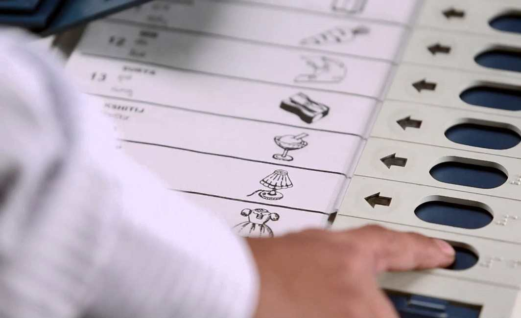 In holding an 'EVM Challenge' EC may be overstepping its constitutional authority