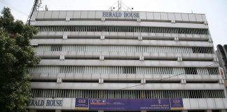 National Herald corruption case