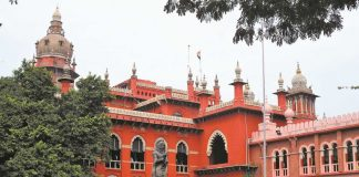 Madras High Court. Photo: wikimedia.org