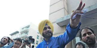 Navjot Singh Sidhu. Photo: UNI