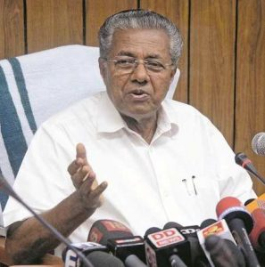 The Supreme Court judgment is a personal blow for Chief Minister Pinarayi Vijayan. Photo: UNI