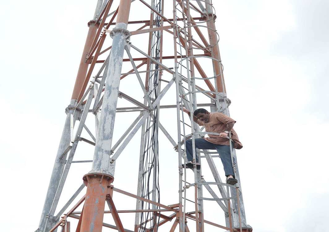 Cell towers near Rajasthan jails will not be moved