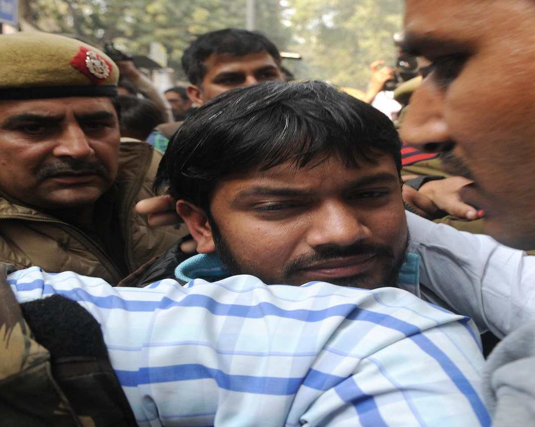 The chaos that ensued when Kanhaiya Kumar was produced at the Patiala House Courts showed that lawyers could be extremely unruly and violent
