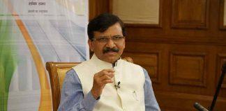 MP Sanjay Raut. Photo: facebook