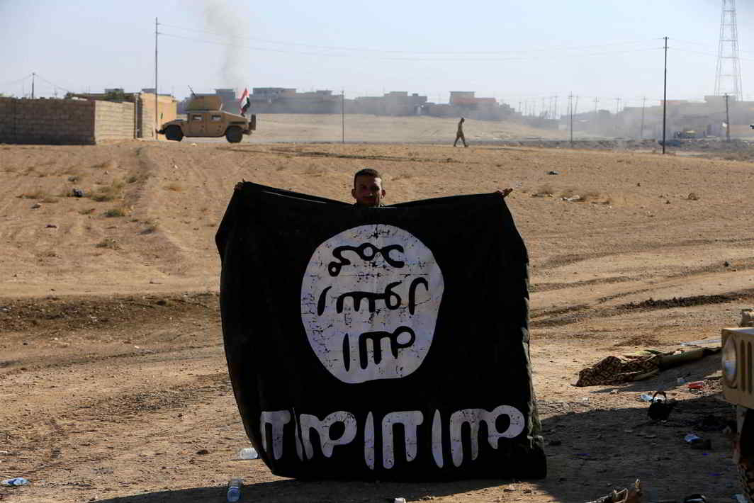 The ISIS has claimed responsibility for the killings. Photo: UNI