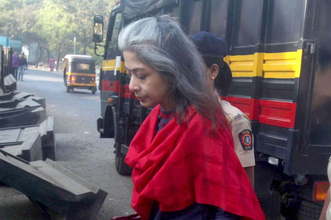 Have critical info on custodial death: Indrani Mukerjea