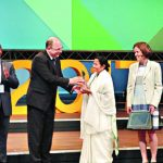 Mamata Banerjee gets top UN award for her Kanyashree project