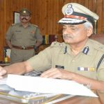 Uttar Pradesh Director General of Police Sulkhan Singh
