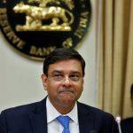 RBI governor Dr. Urjit R Patel. Photo: UNI