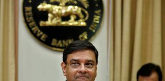 RBI governor Dr. Urjit R Patel. Photo: UNI