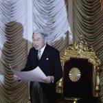 Picture: Japan's Emperor Akihito. Photo: UNI