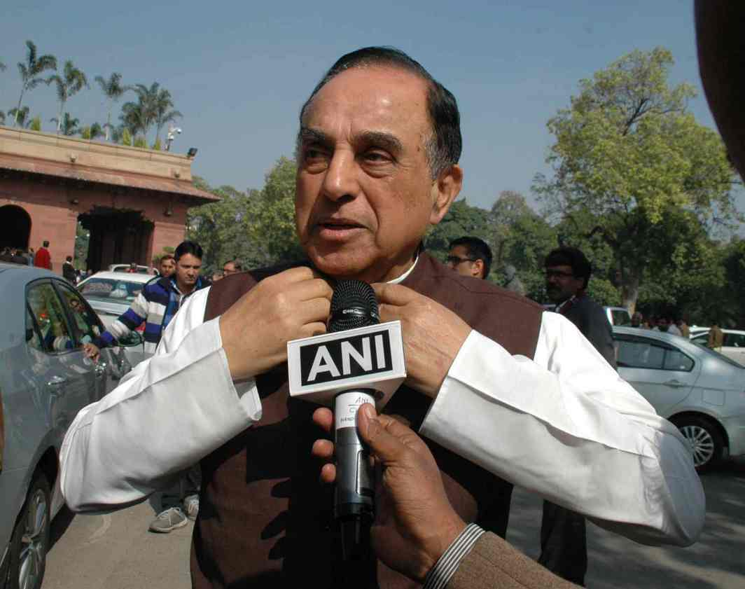 Supreme Court adjourns Swamy's plea on national security