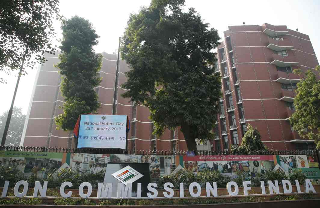 ECI slammed on wavering regarding crooks fighting elections