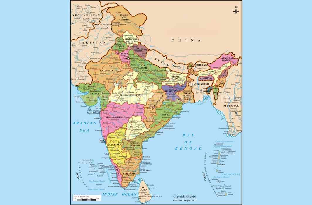 """India says it is """"deeply concerned at the recent Chinese actions"""" in Doklam Area"""