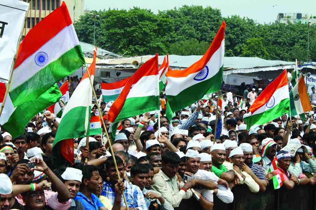 The national flag: Unfurling a controversy