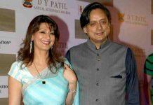 Sunanda Pushkar & Shashi Tharoor
