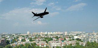 A representative image of a future flight to Greater Noida.