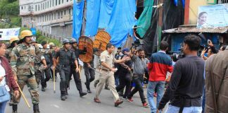 Gorkha agitation leader wants murder trial shifted out of Kolkata