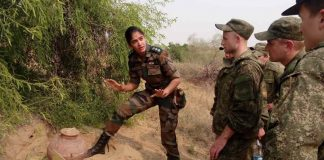 'Why can't married women get a chance for training in the Army?'