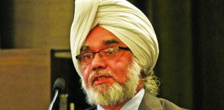 Rabinder Singh Photo: lawgazette.co.uk