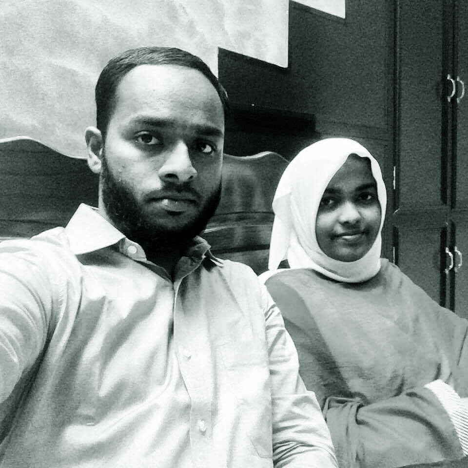 Doubts are being raised as to why Akhila converted to Islam and married Shafin Jahan. Photos: shafinjahan.s/facebook