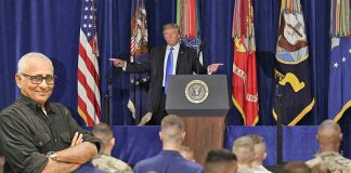 AFGHANISTAN: WILL TRUMP WALK THE TALK?