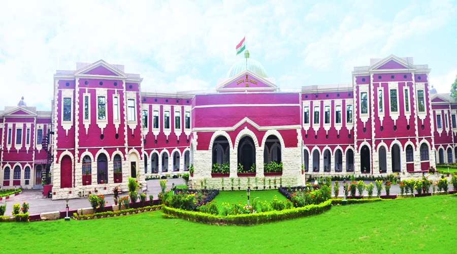 The Jharkhand High Court which retired 12 judges compulsorily