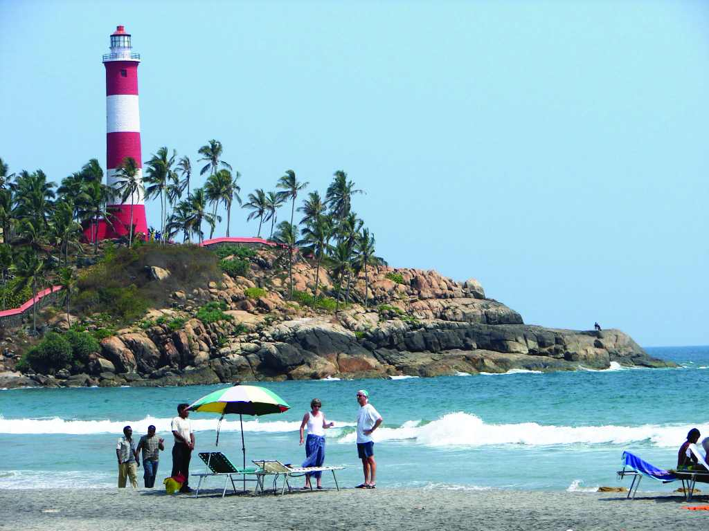 India's lighthouses rigorously monitor the movement of ships along its coastline. Photo: visittnt.com