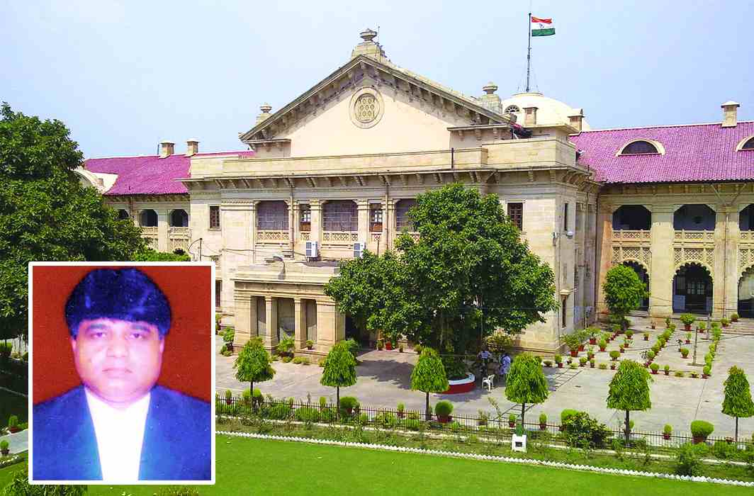 District and session judge in Rae Bareli Kamal Kishore Sharma sent his resignation letter to the Allahabad High Court, alleging harassment