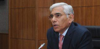 Chairman of CoA, Vinod Rai (file picture). Photo: Photo Division