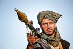 The Taliban's hold over Afghanistan is increasing