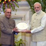 Modi's letter touches special chord in Citizen Mukherjee