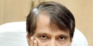 Railway Minister Suresh Prabhu owns responsibility for train mishaps, meets PM; PM says 'Wait'
