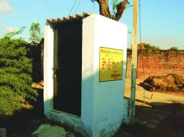 Many people still find it more convenient and hygienic to defecate in the open rather than in the closet-like toilet. These habits have been formed over centuries and are hard to change overnight. Photo: cdn.downtoearth.org.in