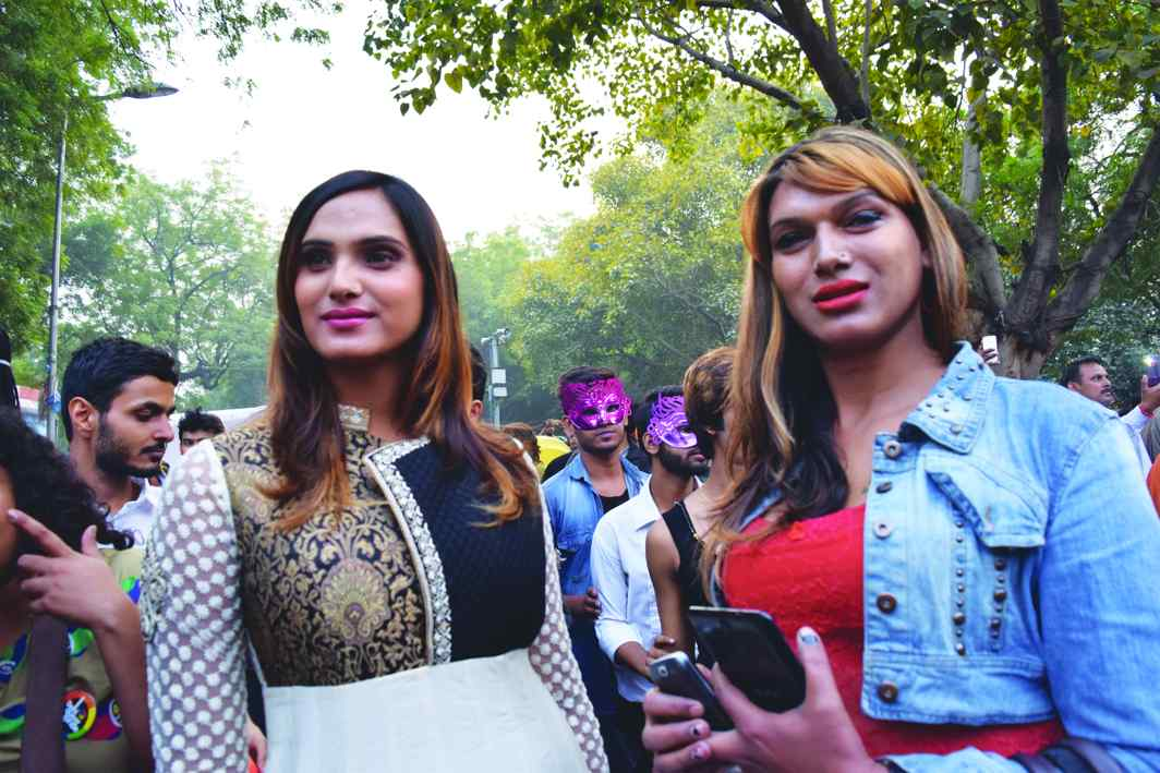 The third gender need to be recognised as a separate category at the workplace. Photo: Kh Manglembi Devi