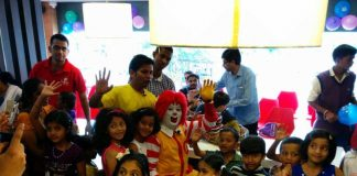 Over 10,000 people stand to lose their jobs if McDonald's outlets continue to shut down. Photo: Facebook/McDonaldsIndia
