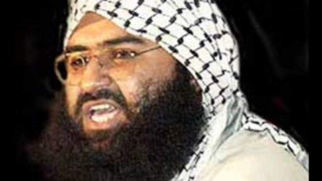 Masood Azhar (file picture)