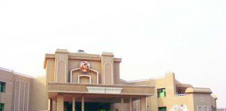 Patanjali Yogpeeth in Haridwar. Photo: wikimedia