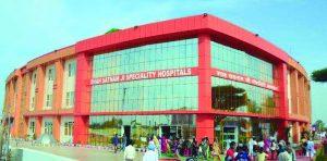 The magnificent Dera hospital