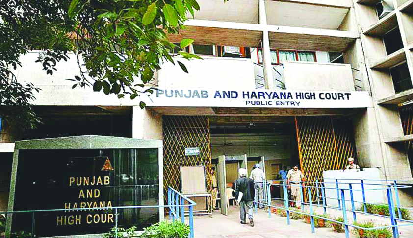 The Punjab and Haryana High Court has ordered an FIR and constitution of an SIT to probe this exam scam