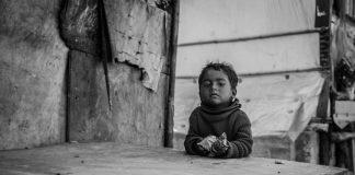 A Rohingya child. Photo: Javed Sultan