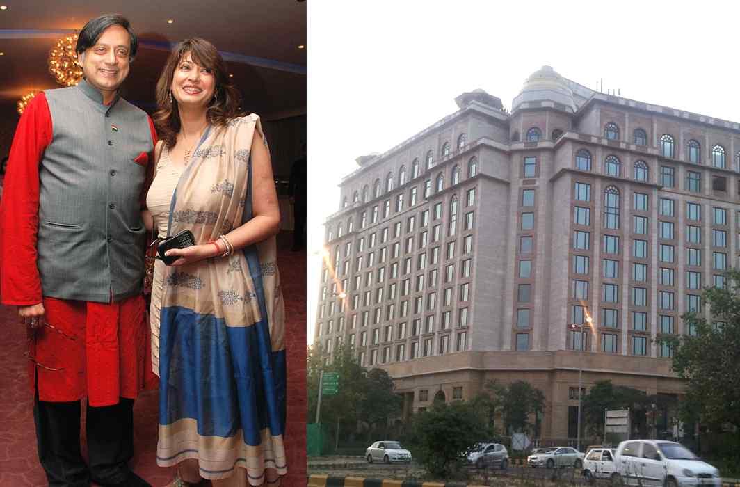 Delhi court orders police to de-seal hotel suite in which Sunanda Pushkar died