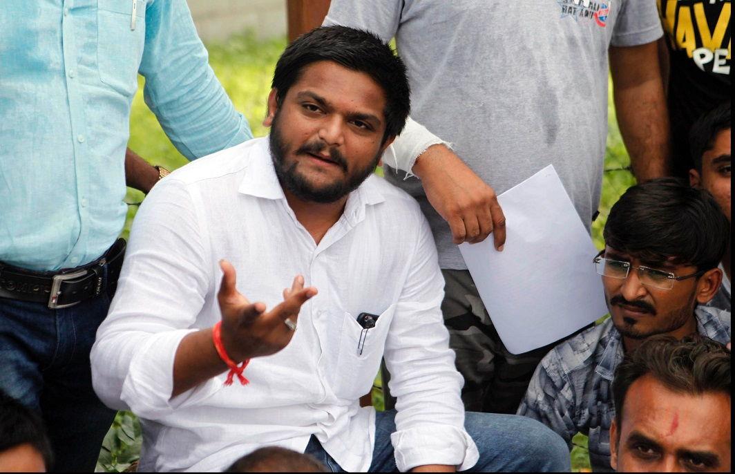 Hardik Patel (file picture). Photo: UNI