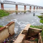 Ganga has witnessed a drastic level of pollution over the years (file picture).