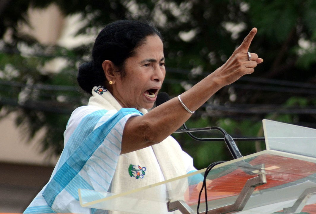 Chief Minister of West Bengal Mamata Banerjee